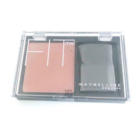 Maybelline Fit Me Blusher Light Pink, Pink Blush Powder
