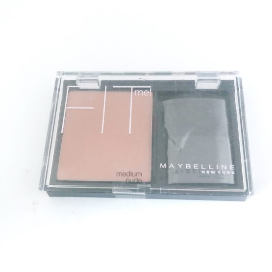 Maybelline Fit Me Blusher Medium Nude, Natural Powder Blush