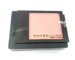 Maybelline Facestudio Blusher Peach Pop 100, Peach Blush