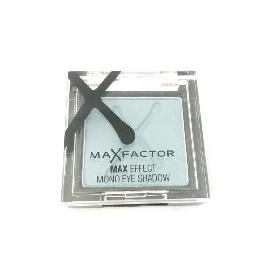 Max Factor Max Effect Eyeshadow Aqua Marine 09, Blue Eye Colour