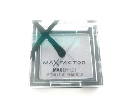 Max Factor Max Effect Eyeshadow Silver Dust 11, Silver Eye Colour