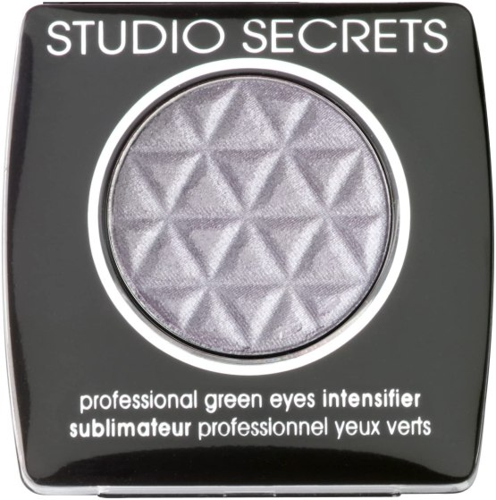 L'Oreal Studio Secrets Eyeshadow 370 Green Eyes, Grey Eye Colour