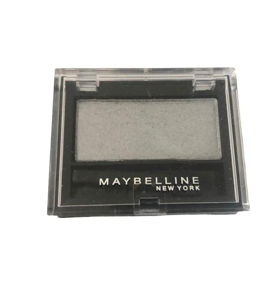 Maybelline Eyestudio Mono Eyeshadow Silver 810, Silver Eyeshadow