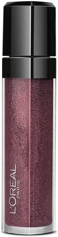 L'Oreal Infallible Mega Gloss Flash Dance 208, Lipgloss, Brown Lipgloss, Glitter Lip Gloss