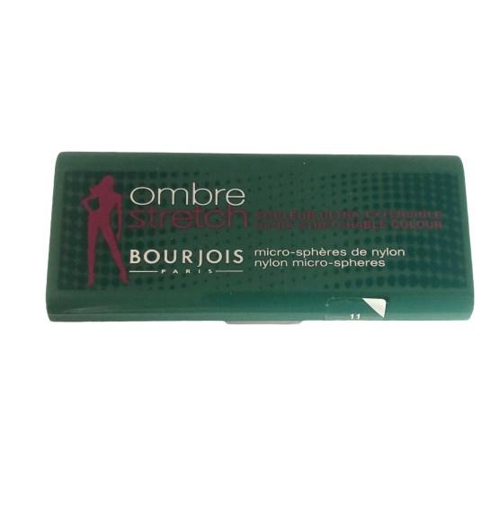 Bourjois Ombre Stretch Eyeshadow Infinite Green 11, Green Eyeshadow, Discontinued