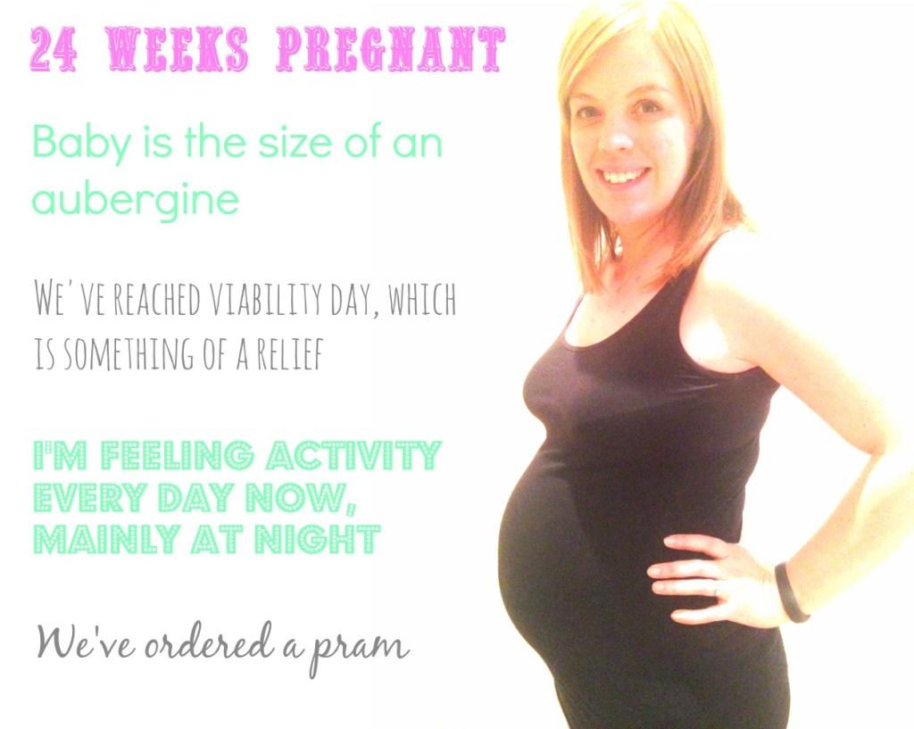 24 weeks: Bumpdate