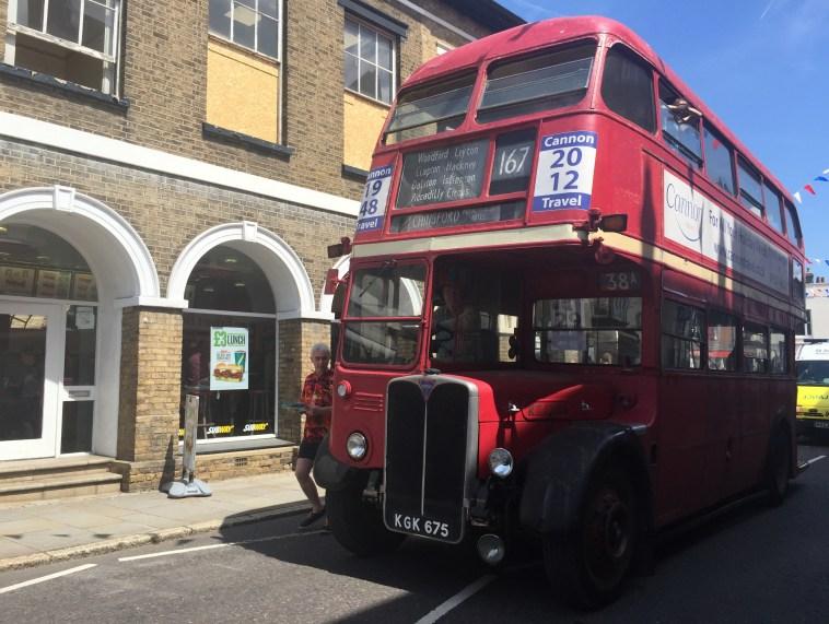 Carnival bus