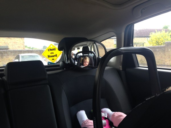 Snugglybabies Baby Rear View Car Mirror 5