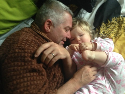daddy-snuggles