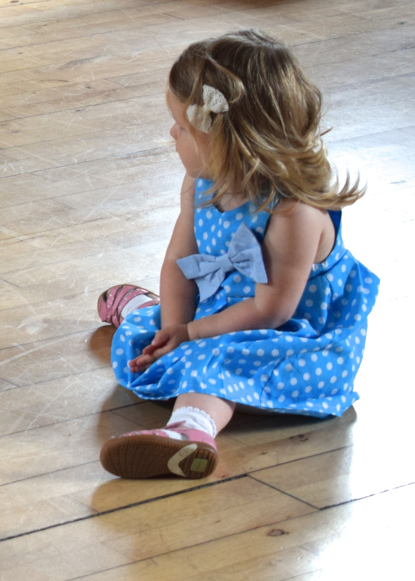 A party dress from The Princess and the Frock