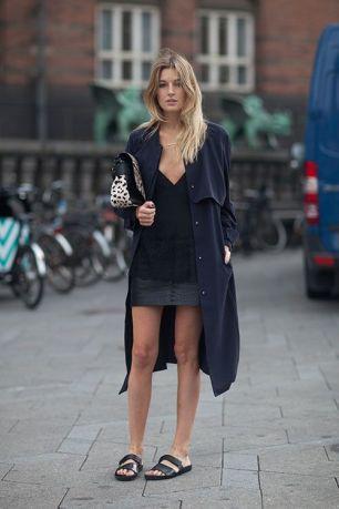 camille over the rainbow sandals trenchspring street style fashion moda style heelsandpeplum