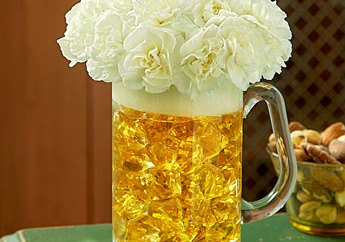 Perfect for father's day 1800flowers Beer Mug of Blooms
