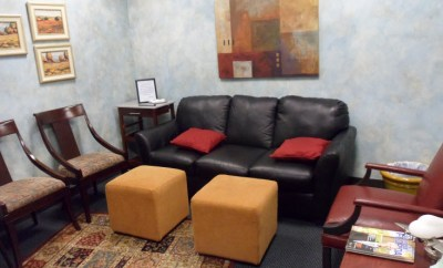 GNV Ultimate Road Warrior Lounge seating