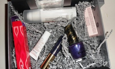 January Glossybox First Look at Contents