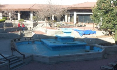 Doubletree Colorado Springs Pool Renovations