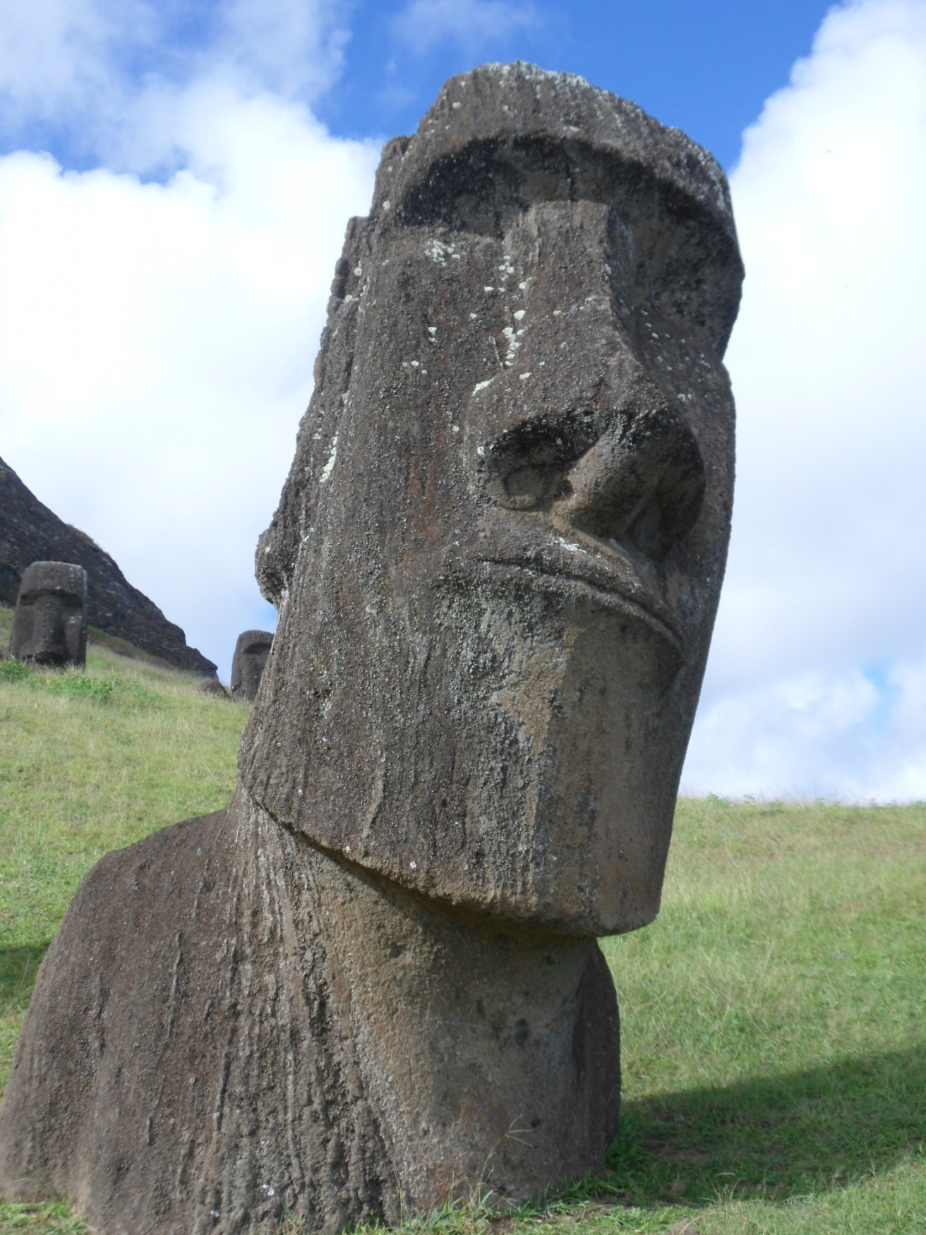 Gratuitous Easter Island Statue Pictures Post  Heels