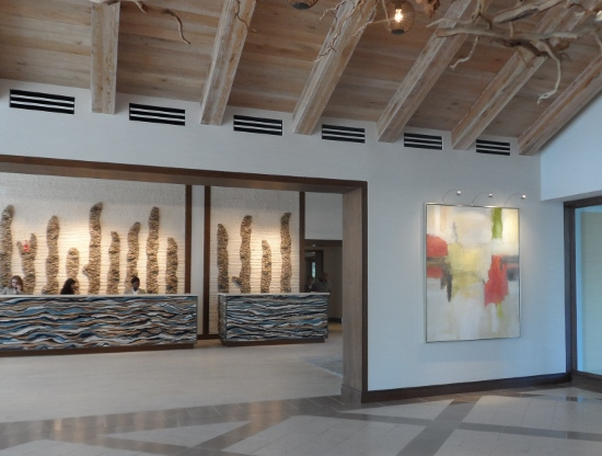 Omni Amelia Island Plantation Resort lobby