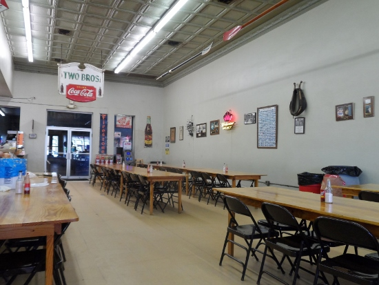 Smittys Market Dining Room & Sides, Lockhart BBQ