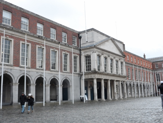 Dublin Castle State Apartments