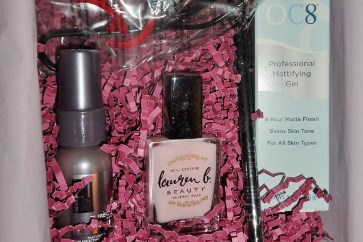 February 2014 Glossybox Month of Love