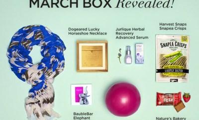March Must Have Popsugar Box