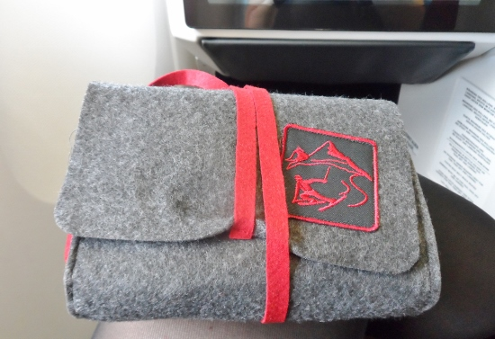 Austrian Airlines Business Class Amenity Kit