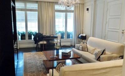 Hotel Bristol Vienna Bristol Suite Living Room