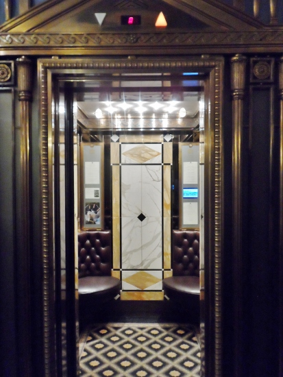 Hotel Bristol Vienna Elevator