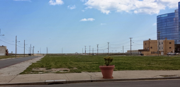 Empty Lot Across from Birnbaums Atlantic City