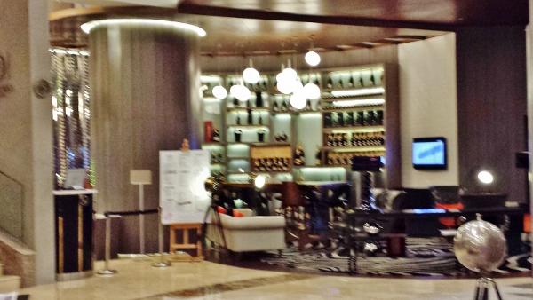 Le Meridien Kuala Lumpur Champagne Bar