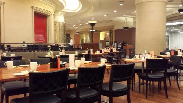 Le Meridien Kuala Lumpur Latest Recipe seating