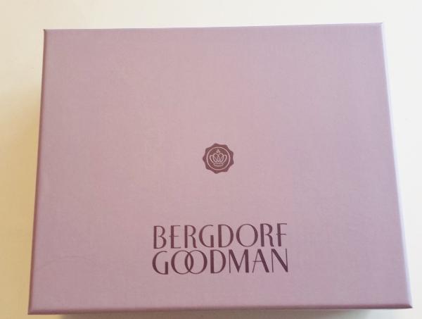 May 2014 Glossybox Bergdorf Goodman