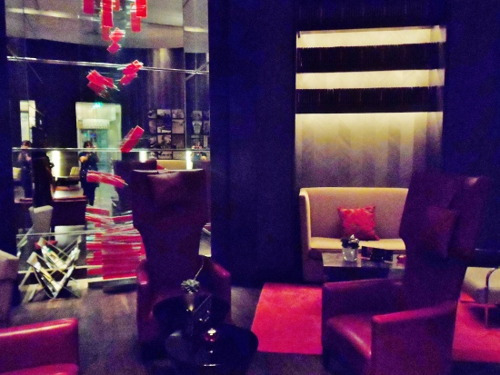 Radisson Blu Style Hotel Vienna Lobby Lounge