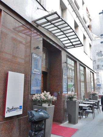 Radisson Blu Style Vienna Austria (2)