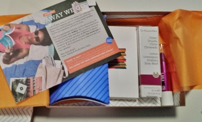 June 2014 Birchbox
