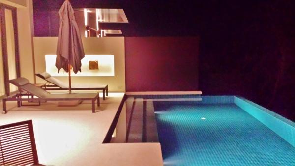 Conrad Koh Samui Horizon Pool South view