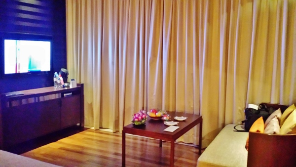 Conrad Koh Samui Sitting Area