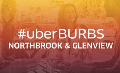 UberX free ride northbrook glenview