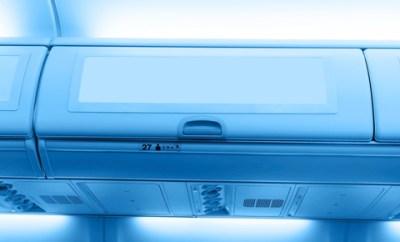 overhead bin carry on luggage