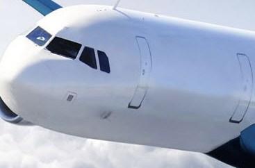 CPI windowless plane exterior
