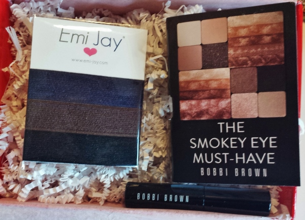 October 2014 Sample Society Emi Jay Bobbi Brown