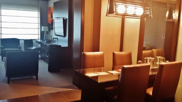 Vdara Las Vegas Vdara Suite Dining Table Part 40