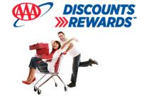 aaa discounts rewards image