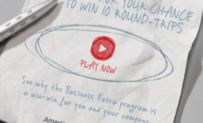 win 10 flights american airlines business extra video thumbnail