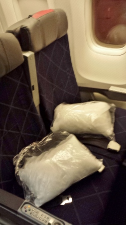 Review Of American Airlines Economy Jfk Mxp