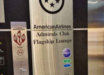 JFK Flagship Lounge Admirals Club