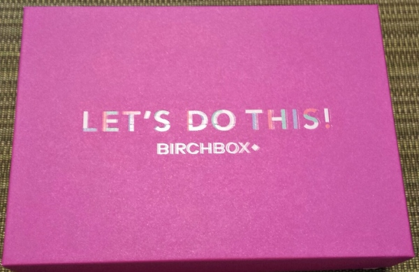 January 2015 Birchbox Lets Do This