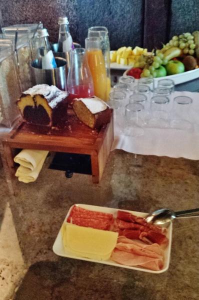Zash Country Boutique Hotel Sicily Breakfast Charcuterie