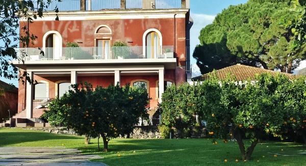 Zash country boutique hotel review riposto sicily for Boutique hotel sicilia