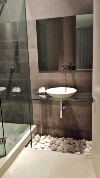 Zash Country Boutique Hotel Sicily Garden Room Sink